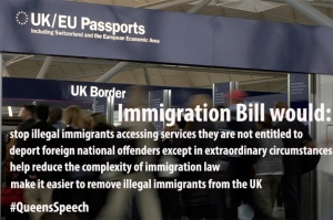 immigration bill and EU law